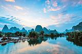 桂林好玩的推荐|三星船游大漓江,古东瀑布,银子岩双飞五日游