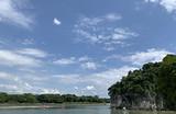 桂林大漓江、阳朔银子岩、遇龙河漂流、红溪瀑布5日游-山东成团