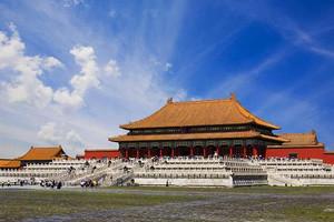 济南出发到北京4日游+观故宫登长城+汽车往返+华夏魔术