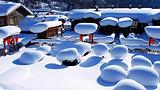 【雪乡过大年】哈尔滨、冰雪画廊、马拉爬犁、大雪谷双飞6日游
