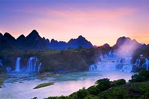 南宁去德天瀑布、通灵大峡谷、2天1晚游需要多少钱