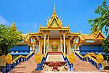 柬埔寨+吴哥+金边双城六日游
