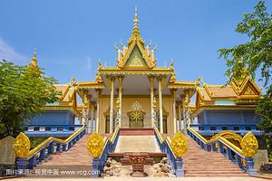 柬埔寨+吴哥+金边双城双飞六日游