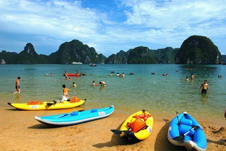 广西北海旅行社|北海到越南旅游|四日纯玩游