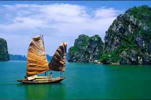 北海越南旅游|北海银滩、越南下龙湾、河内五天四晚游