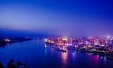 长江夜游丨星河一道水中央 宜昌夜色灯璀璨