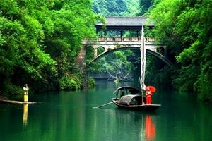 从宜昌东站去三峡人家景区一日游直达车