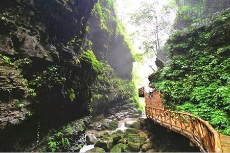 宜昌南津关大峡谷自驾游旅游攻略