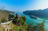 宜昌东站去西陵峡景区(三游洞+世外桃源+船游西陵峡)一日游