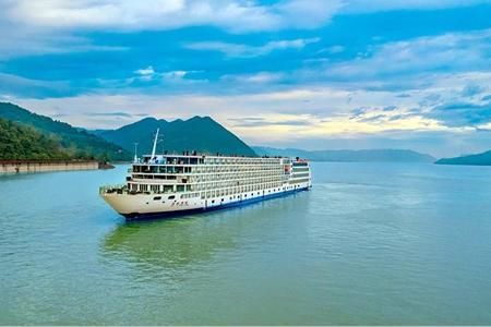 上海到重庆游轮票价:上海乘游轮到重庆全览长江15日游