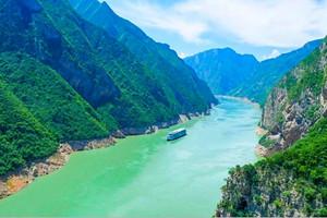 长江三峡全景三日游(三峡大坝+船游三峡+神女溪+白帝城)