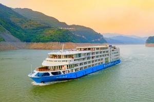 宜昌出发:长江探索游轮-长江三峡三峡5日游