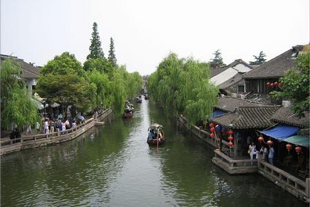 精致苏沪杭:华三+乌镇、西塘、周庄双卧5日游
