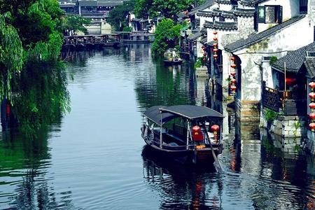 <慢游江南> 夜宿西塘+苏州杭州 上海 绍兴深度双飞五日