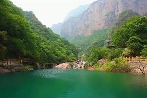 伏羲大峡谷一日游