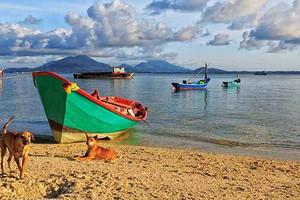 东南亚-悦动泰国--泰国曼谷芭堤雅沙美岛直飞六日游