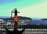 大连旅顺纯玩一日游033潜艇 白玉山 军港公园日俄监狱一日游
