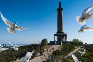 6大连棒棰岛市内全景、旅顺军港、老虎滩海洋公园尊享纯玩三日游