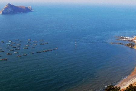 大连广鹿岛休闲度假二日游欣赏海滩风景大连旅游