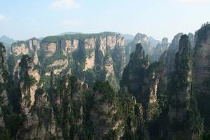 【做客湘西】韶山、森林公园、天门山、云天渡玻璃桥、凤凰6日