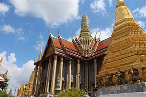 【品玩泰国】天使之城曼谷、火辣芭提雅、沙美岛出海6日体验之旅