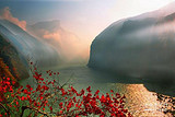 【品玩三峡】乘长江索道俯瞰山城、坐黄金游轮畅畅享三峡2飞6日