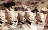 【享趣西安】兵马俑、华清宫、大慈恩寺、钟鼓楼4+1日观光之旅