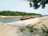 到北戴河参加同学聚会后参加当地散客渔岛一日游