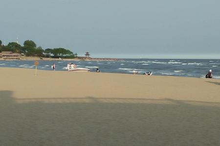 春季4月昌黎国际滑沙中心-北戴河海上游船二日游-北戴河旅游