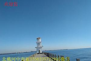 我是上海张先生带家人8人来北戴河参加【承德北戴河四日游】