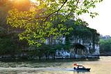 桂林、漓江、阳朔、银子岩、世外桃源、訾洲*象鼻山双飞四日游