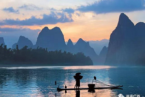 桂林、漓江、阳朔、訾洲象鼻山、银子岩、梦幻漓江双飞四日游