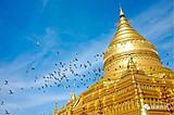 缅甸仰光、勃固、丁茵、6天