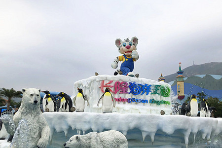桂林出发 广东长隆野生动物世界 欢乐世界 海洋王国 4日游