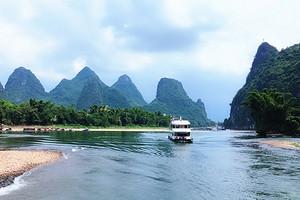 漓江(磨盘山码头-阳朔龙头山码头)、三星级游船
