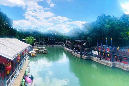 桂林出发 华东五市 扬州 周庄乌镇 双飞6日