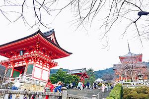 桂林出发 日本 半自由行 玩转日本三大乐园 亲子7日游