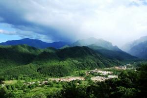青峰峡一日游