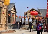 鳳翔雍州古鎮、周家大院、靈山大佛、東湖一日游