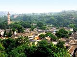 党家村、文史公园、韩城古城、司马迁祠二日游
