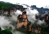 张家界森林公园/黄龙洞/天门山玻璃栈道/凤凰古城4日游