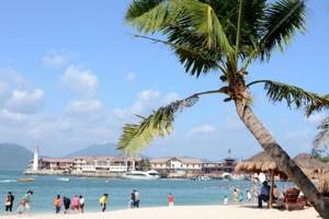 海南旅游 玩海全包游 海口往返 6天5晚