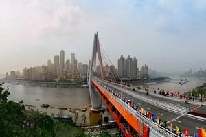 重庆市内+成都市区 双动5日游
