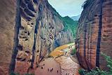 ◆宝鸡灵宝峡景区(国家AAA级股票开户类型选什么景区)