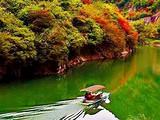 ◆陕西宝鸡凤县灵官峡景区(国家AAA级旅游景