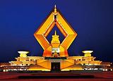 ◆法門寺佛文化景區(國家AAAAA級旅游景區)