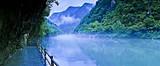 ◆石泉汉江燕翔洞生态风景区(国家4A级旅游景区)