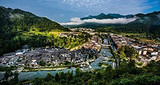 ◆汉中青木川古镇(国家AAAA级旅游景区)