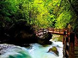 ◆安康平利天书峡风景区(国家AAAA级旅游景区)