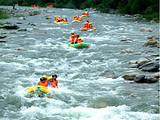 ◆安康宁陕秦岭峡谷漂流(国家AAA级旅游景区